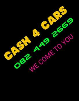 Do you want to sell your car? DONT LOOK FUTHER!! We buy cars for cash