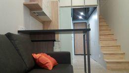Сдается 2х уровневая  квартира-СТУДИЯ на длительный срок