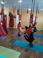 Хатха йога + йога в гамаках г. Донецк