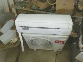 12000 btu Split aircon 1 year  with installation bargain at  R4900