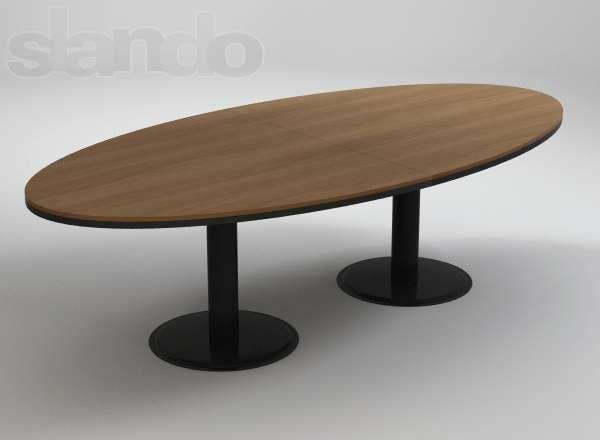 Продам офисную мебель класса «люкс» б.у. Стол для конференций.