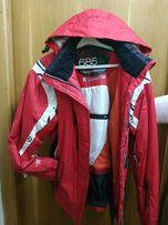 Лыжная женская куртка.Новая