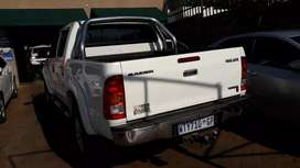 Toyota Hilux Raider 3.0D4D 4x2 Double Cab Manual For Sale