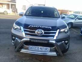 2018 Toyota Fortuner 2.8 Gd6 4x4