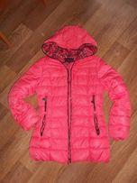 Как новая!!!Зимняя детская куртка Пуховик.Куртка.зимние Пальто
