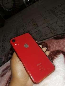 Iphone xr 64gb Red!