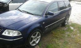 VW passat b5 fl W8 na części LB5N