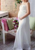 платье нарядное, платье свадебное, платье для фотосессии будущих мам