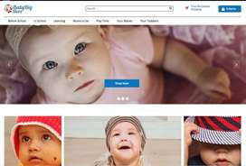 Online Store: BabyBigStore   10,000+ Products