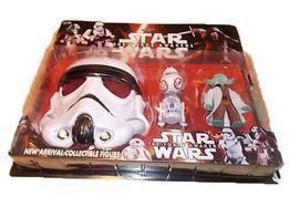 STAR WARS -figurki + maska