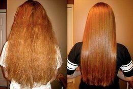OD 150zł - KERATYNOWE prostowanie włosów INOAR! Gwarancja usługi!