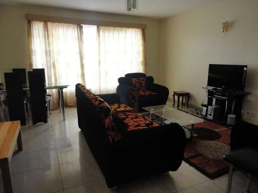 To let 3bdrm furnished apartments available at kilimani Nairobi 0