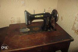 Продам антикварную Швейная машинка Köhler 11-30 (Германия)