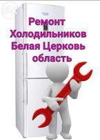 Ремонт Холодильников на дому.! Белая Церковь область