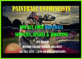 Paintball Enthusiasts