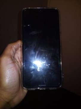 HUAWEI Y7 2019 for sale, has been used for 4 months