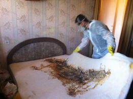 Уборка помещений после прибывания покойника и другие виды спец уборки