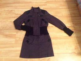 Женский костюм теплый фирменный BGN (Франция) суперкачество S
