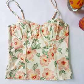 Forever New size 10 corset top
