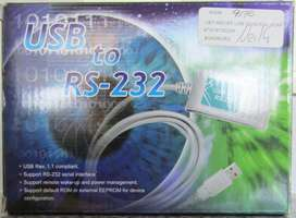 Mecer USB to Serial (RS-232) Adaptor