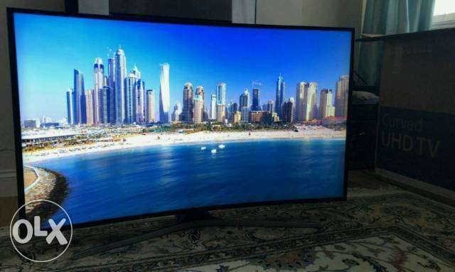 Curve Samsung LED TV 40inch 0