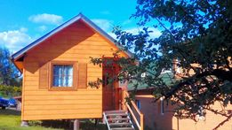 Bieszczady domki letniskowe noclegi nad Soliną