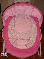 массажное кресло шезлонг для малышей BabiesRus
