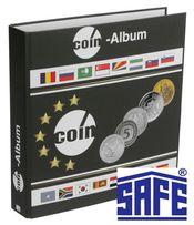 Немецкий альбом для монет SAFE