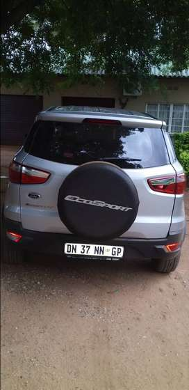 FORD ECO SPORT TO SWOP IN EXCELLENT CONDITION