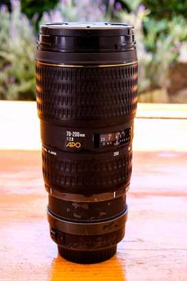 Sigma 70-200mm f2.8 for canon