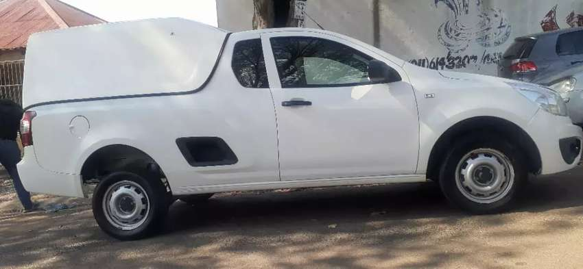 CHEVROLET UTILITY WITH AIRCON IN EXCELLENT CONDITION