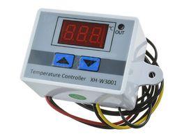 (2,3) Терморегулятор XH W3001 Термостат Реле температуры
