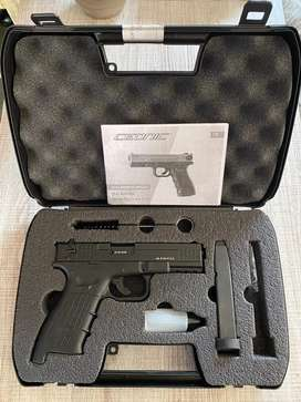 ISSC Ceonic 9mm Blank/Pepper Pistol - No License required