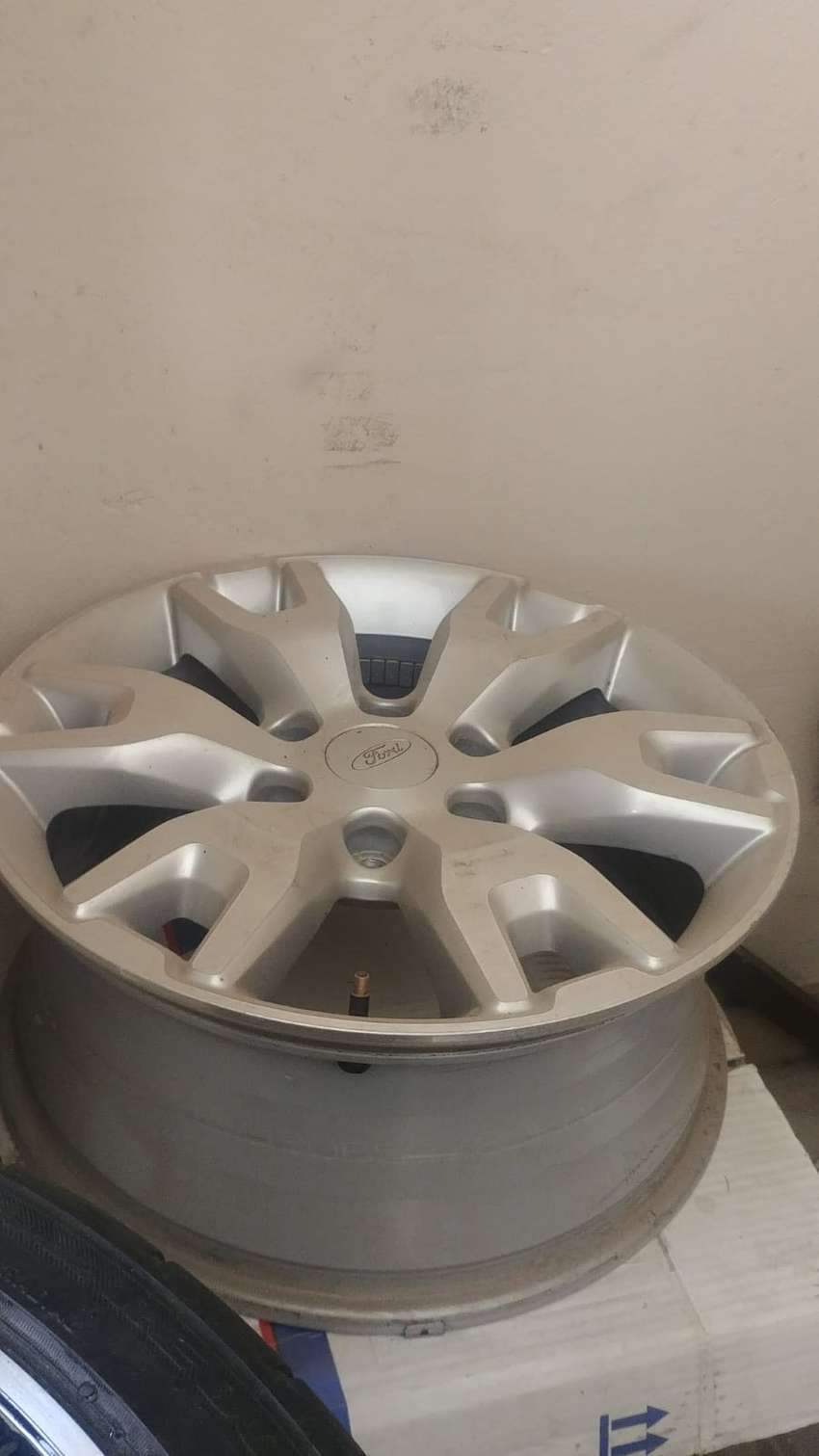 3 Ford Ranger Wildtrack rims for sale.