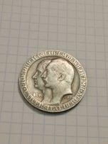 100 lat Uniwersytetu Berlińskiego monet srebrna antyk staroć pieniądz