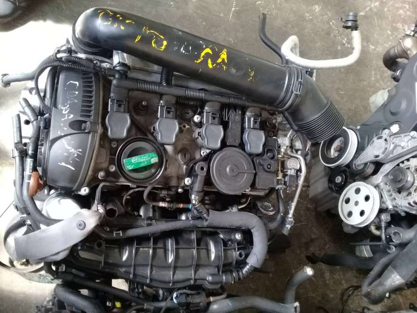 Audi A3 2.0TFSi engine for sale 0