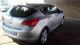 2012  Opel Astra  Turbo In A Very Good Condition