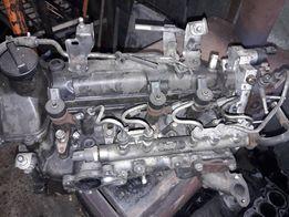 ГБЦ, шатуны, коленвал, форсунки, топливная Toyota Yaris, Corolla 1.4