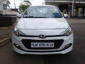 2016 Hyundai i20 6speed