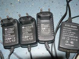 Блоки питания на 12В для светодиодных лент и пр. Качественные
