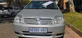 TOYOTA COROLLA AVAILABLE IN EXCELLENT CONDITION