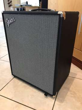 Fender Rumble 200 bass amp combo