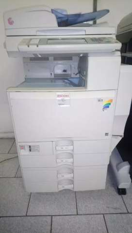 Nashua MP C4500 Printer
