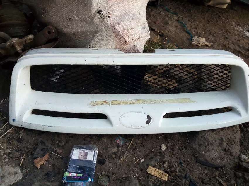 Forester sg5 grill sports 0