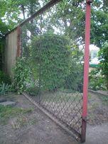 przęsło ogrodzeniowe , bramka - furtka