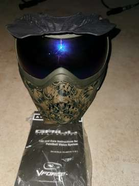 Paintball TippmannV Force Grill mask brand new