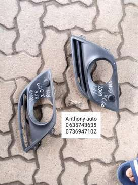 Volvo xc60 left and right fog light cover