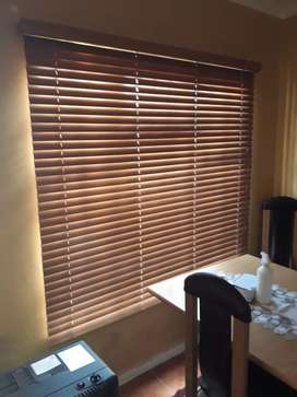 Affordable blinds and Curtains available