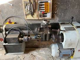 Steel turning lathe for sale