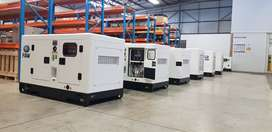 DBZ Diesel Silent generators 5 kva to 1000 kva in stock!